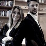 Federico Dazzi e Giorgia Morgese