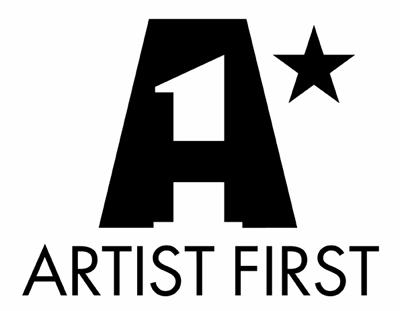 logo Artist First