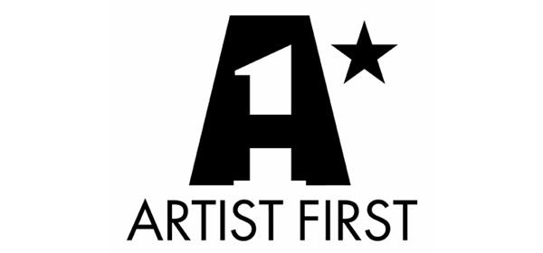 Artist FIrst Logo