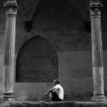 la solitudine dei portici