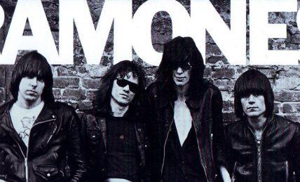 Copertina Ramones