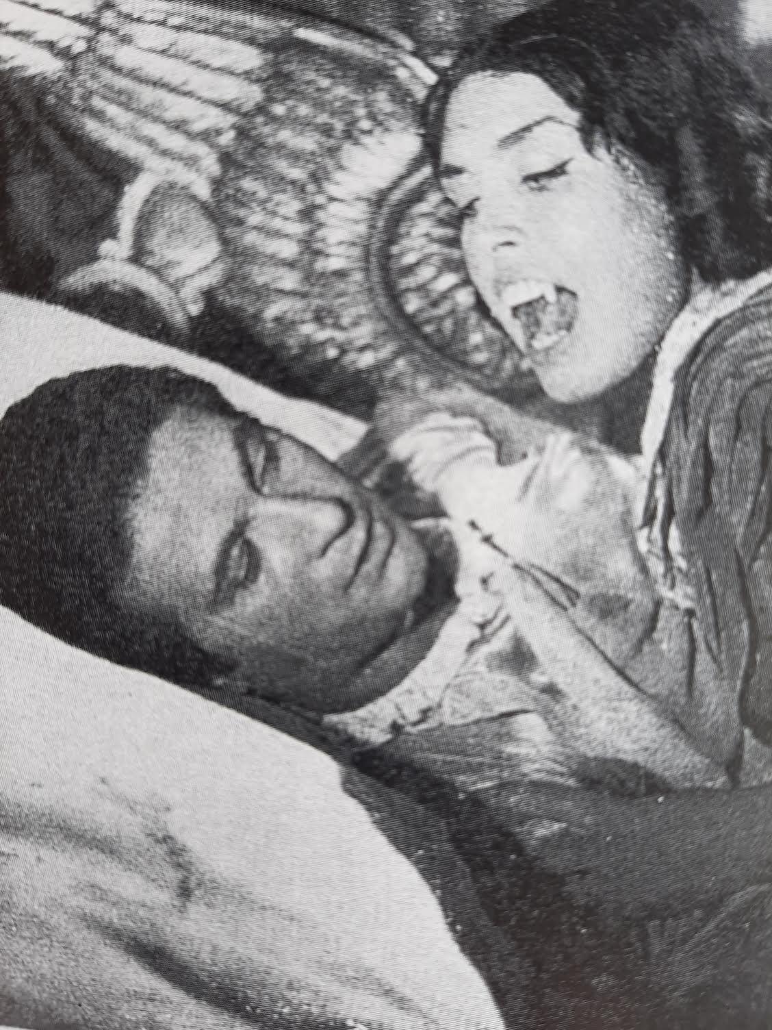 """Foto da """"La Strage dei vampiri"""" di Roberto Mauri (1962)"""