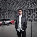 Un compositore disegna i suoni delle auto del futuro