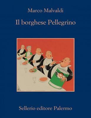 Copertina Il borghese Pellegrino