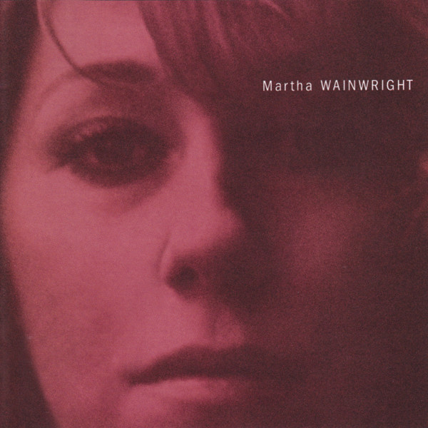 Cover dell'album: Martha Wainwright