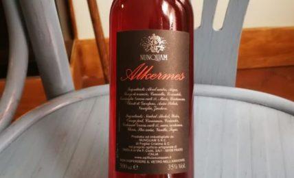 bottiglia alchermes nunquam