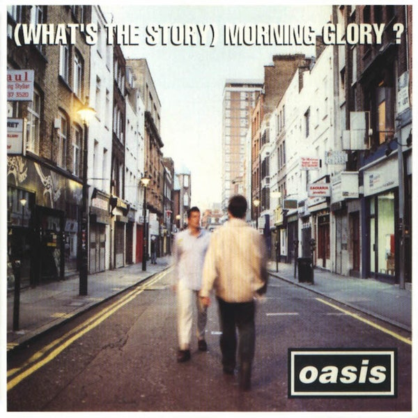 Cover di (What's the story) Morning glory?