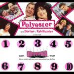 """""""È un film puzzesco!"""" """"Odorama Card"""" per il film """"Polyester"""" di John Waters (1981)"""