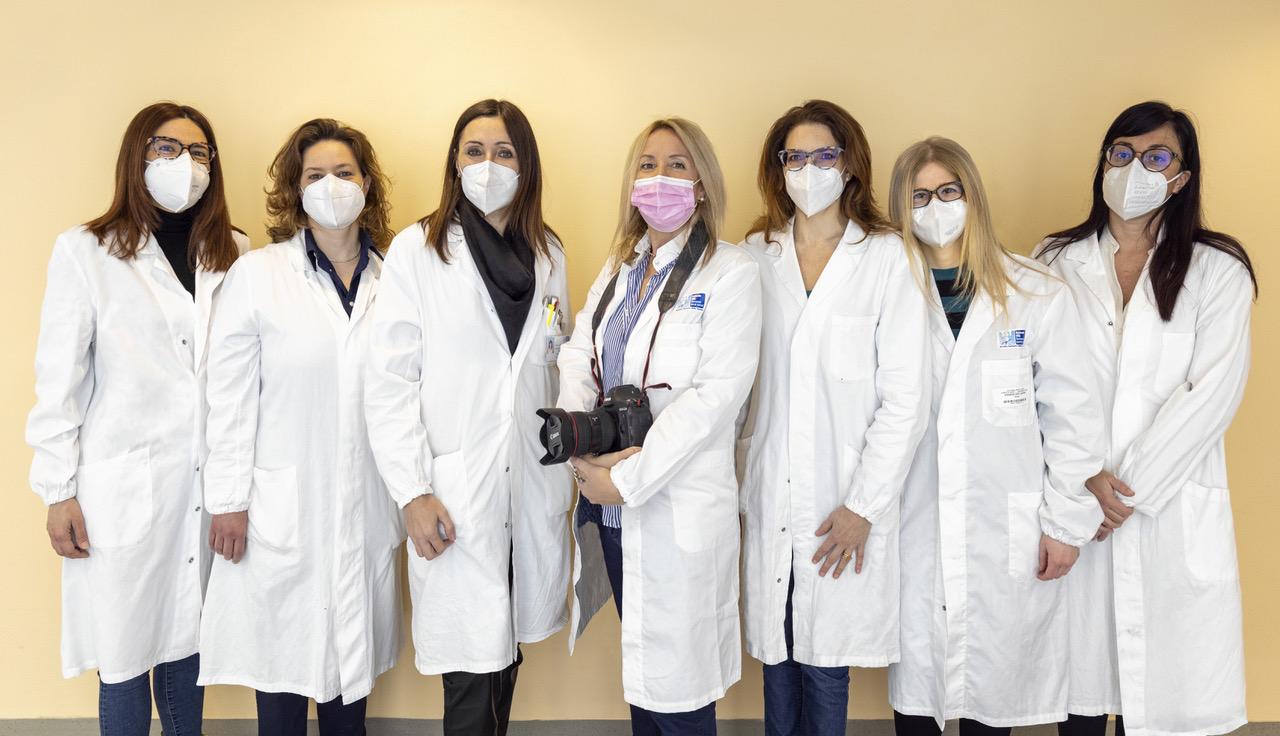 Team Medicina Legale Ospedale San Luca