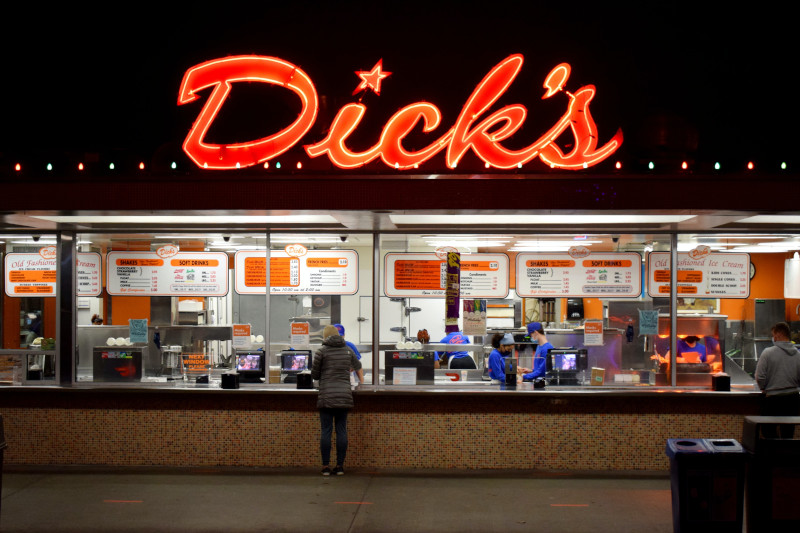 """""""Dick's"""" by Phil DuFrene"""
