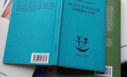 Roberto Calasso, Allucinazioni Americane